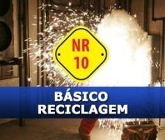 NR-10 Reciclagem